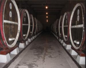 Black Sea Gold tonneaux brandy